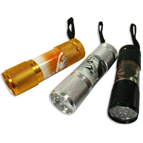 Star Wars LED Taschenlampe 8,7 cm, cooles Star Wars-Design, 1 Stück
