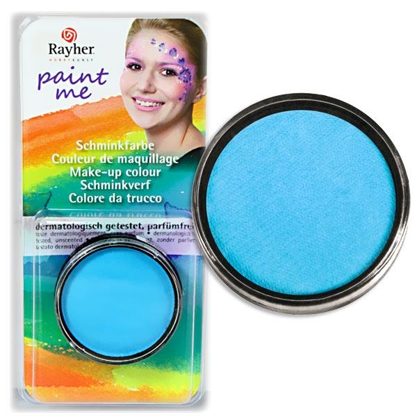 Paint Me - Schminkdose Hellblau, sehr gut haftend und deckend, schwitzecht, ergiebig