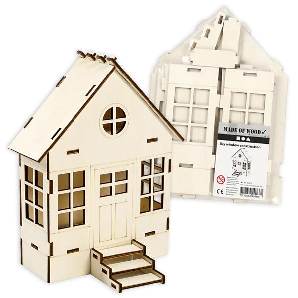 Haus Bausatz, 1 Stück