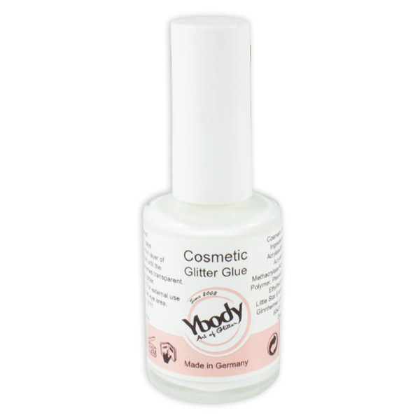 Hautkleber Cosmetic Glitter Glue für Glitzer-Tattoos, 15ml
