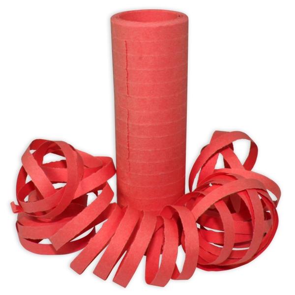 Rote Luftschlangen, 1 Rolle