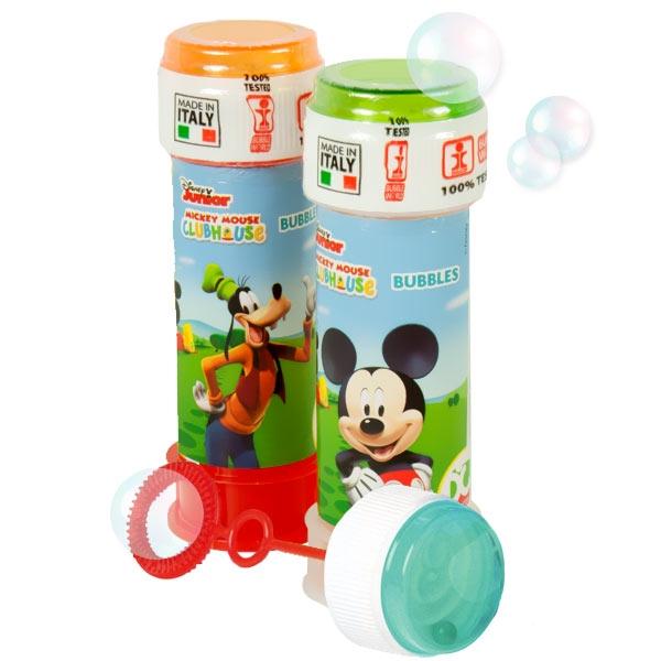 Mickey Maus Seifenblasen mit Geduldspiel, 60ml, 1 Stk