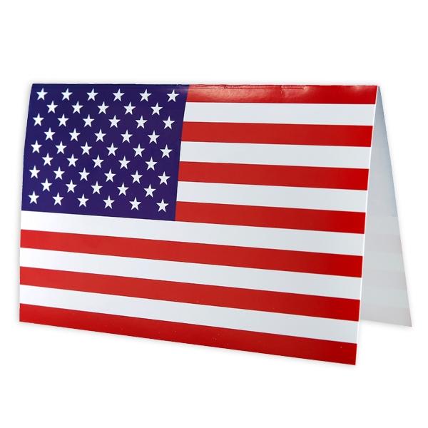 USA Platzkarten, 10 Stk