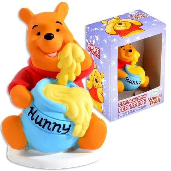 Tortenfigur Winnie, handgefertigt, 8cm