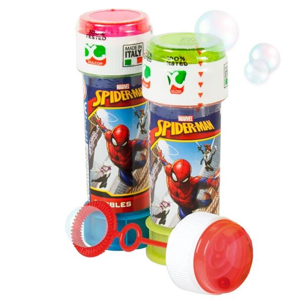 Spiderman Seifenblasen mit Geduldspiel, 60ml, 1 Stk