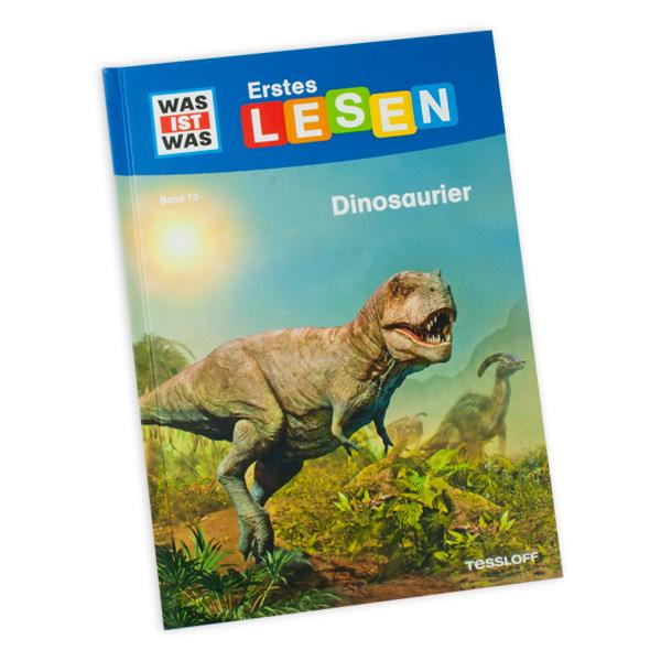 WAS IST WAS Mein erstes Lesen, Thema Dinosaurier