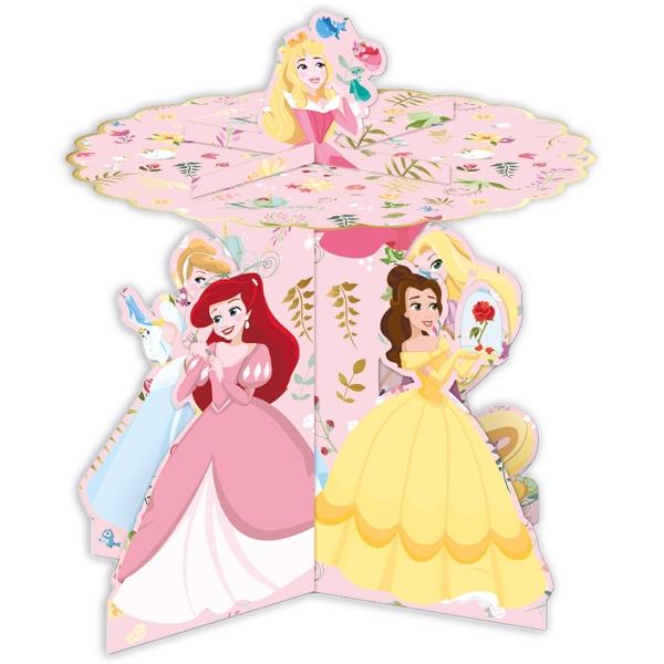 """""""Disney Prinzessinnen"""" Muffin-Etagere, 27cm x 25cm"""