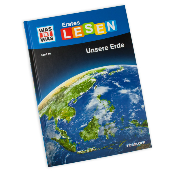WAS IST WAS Mein erstes Lesen, Thema Unsere Erde