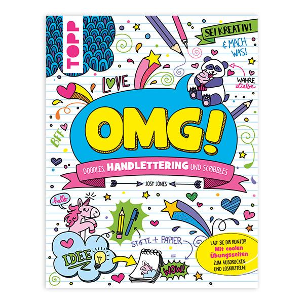OMG! Doodles, Handlettering & Scribbles