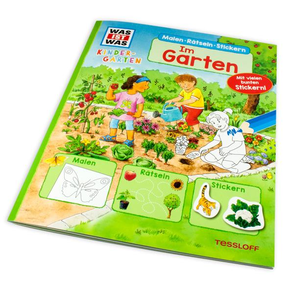 """WAS IST WAS - Kindergarten """"Im Garten"""""""
