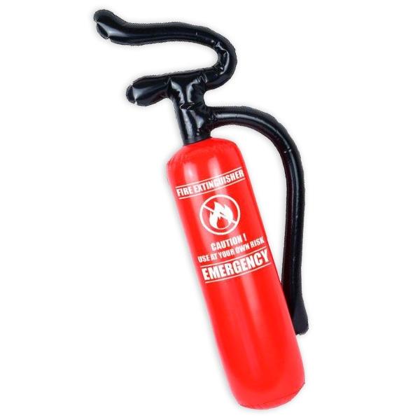 Feuerlöscher - aufblasbare Partydeko