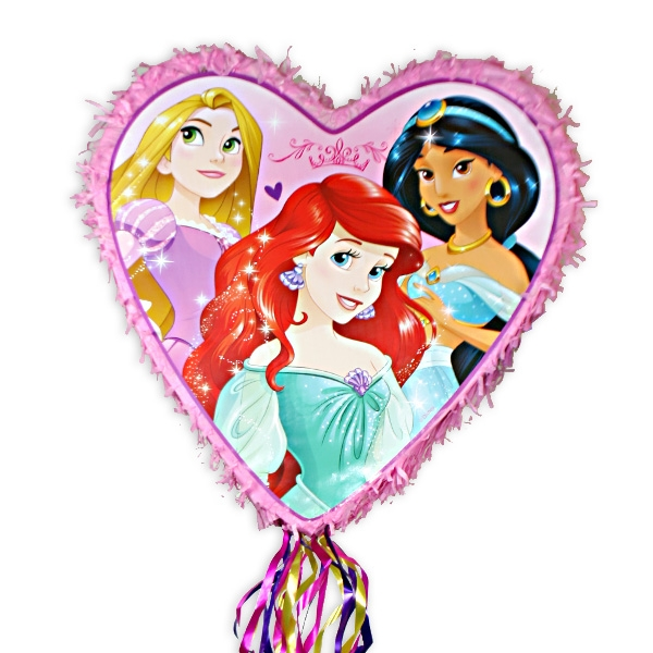 Zugpinata Disney Prinzessinen, 46,5cm x 44cm