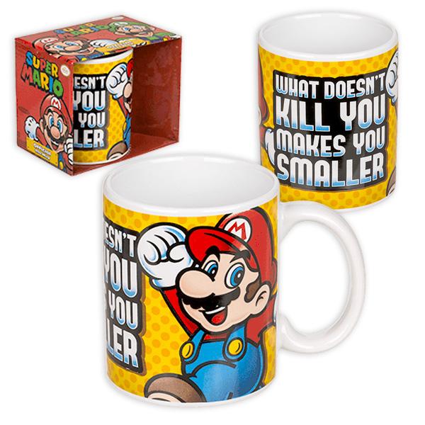 Super Mario Keramik-Becher, 325ml, 1 Stk.