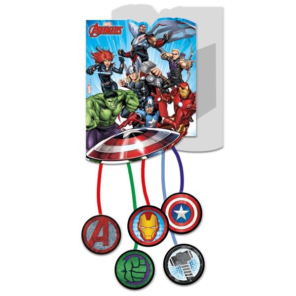 Avengers Pinata zum ziehen, 1 Stk.