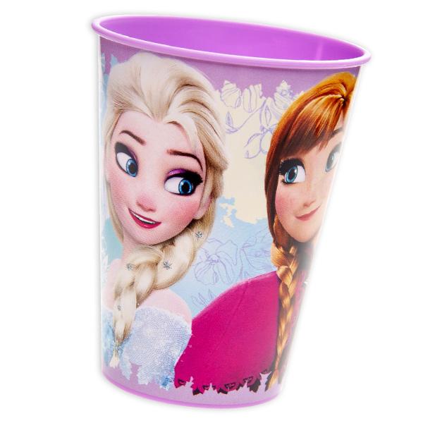 Frozen-Kinderbecher aus Kunststoff, 1 Stück, 260ml