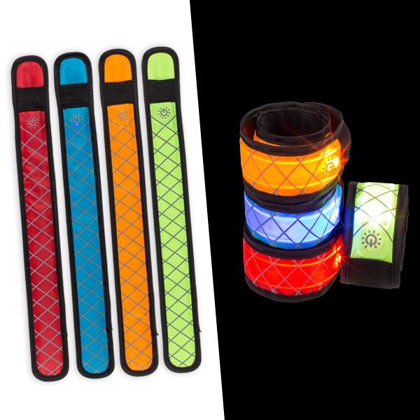 LED-Schnapparmband, 1 Stück