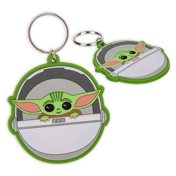 "Schlüsselanhänger ""Baby Yoda"" aus The Mandalorian"