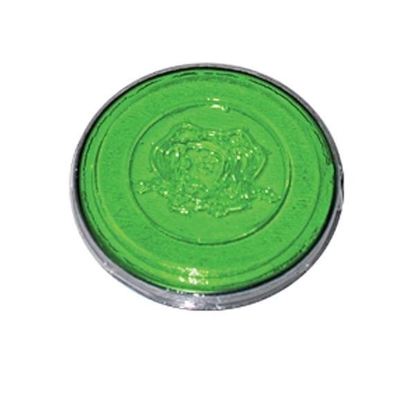 Kinder-Schminke Neon-grün in Profi Aqua Qualität 3,5ml Dose, getestet