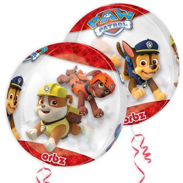 Paw Patrol Bubble Ballon, 40cm