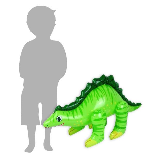 Dinosaurier - aufblasbare Partydeko, Wassertier