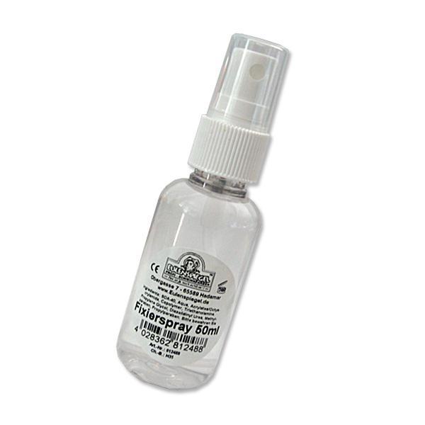 Fixierspray Kinderschminken, 50ml, leicht zu applizieren, mit Pumpzerstäuber