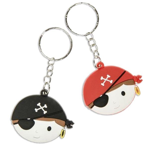"""""""Piraten Junge"""" Schlüsselanhänger, 1 Stk."""