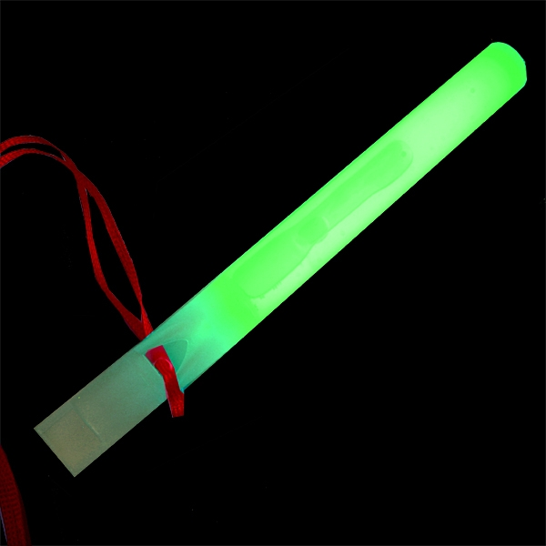 Knicklicht Flöte, Leuchtartikel, 1,5cm x 16cm, 1 Stk