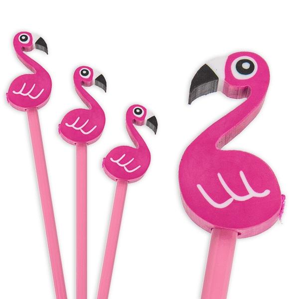 Flamingo Mitgebselset für 8 Kinder, 32 Teile