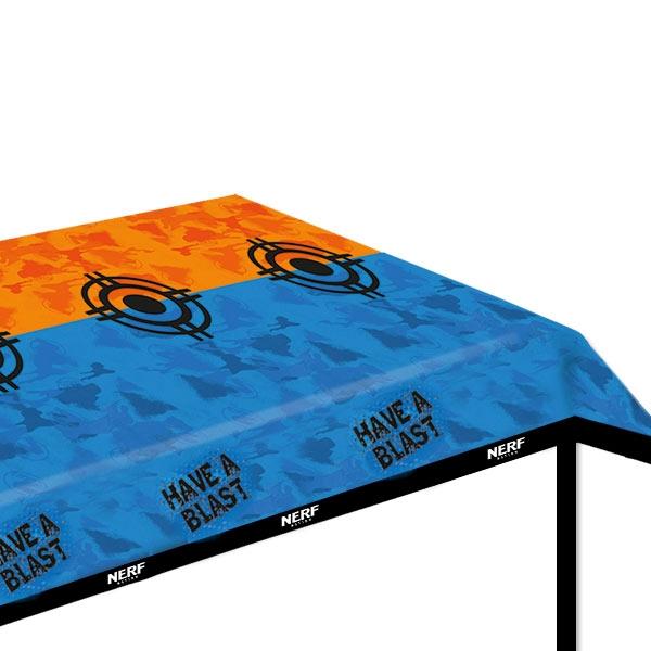 NERF Tischdecke aus Folie, 120cm x 180cm
