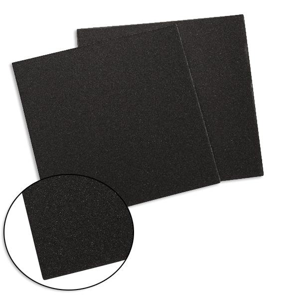Schleifpapier Körnung 400er, 3 Bogen, feinporige Körnung