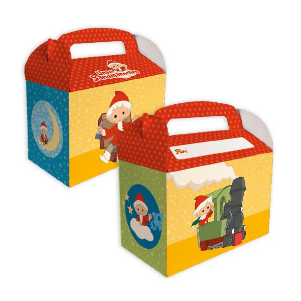 Unser Sandmännchen Mitgebselboxen, 8er Pack