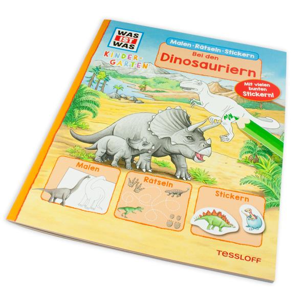 """WAS IST WAS - Kindergarten """"Bei den Dinosauriern"""""""