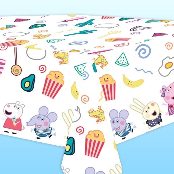 Peppa Pig Kindertischdecke, 1 Stk, 120cm x 180cm