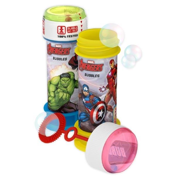 Avengers Seifenblasen mit Geduldspiel, 60ml, 1 Stk
