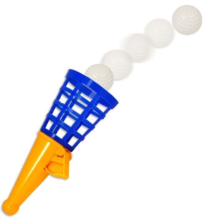 Fangspiel Becher mit Ball 18,5 cm, Fangtrichter, tolles Outdoorspiel