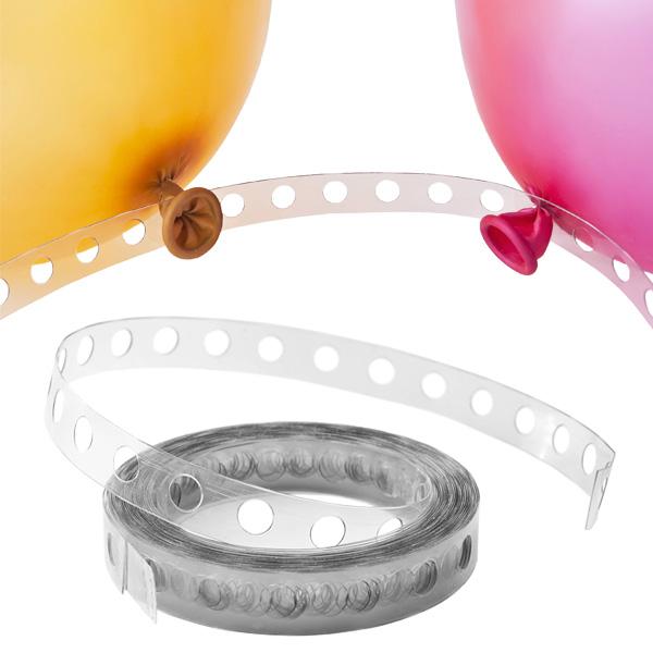 Kunststoff-Band für Ballongirlanden, 5m