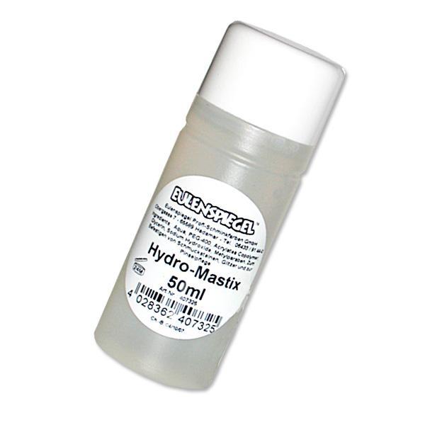 Mastix-Löser, in der 50ml Flasche, zum Entfernen des speziellen Hautklebers