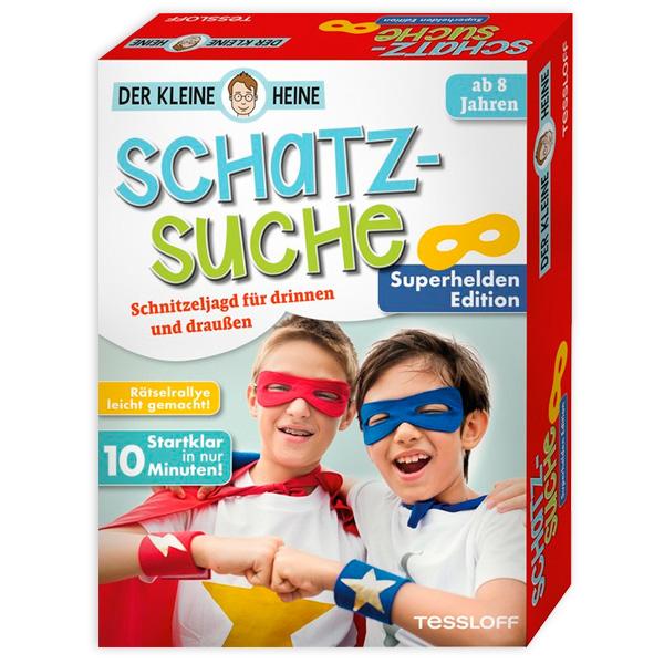"""Schatzsuche """"Superhelden Edition"""""""