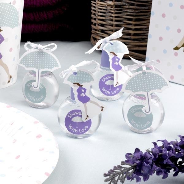 Babyparty - werdende Mama, Seifenblasen, 6 Stück