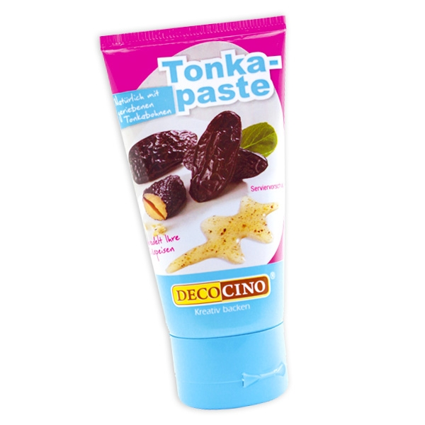 Tonka-Paste zum Veredeln von Gebäck, 50g