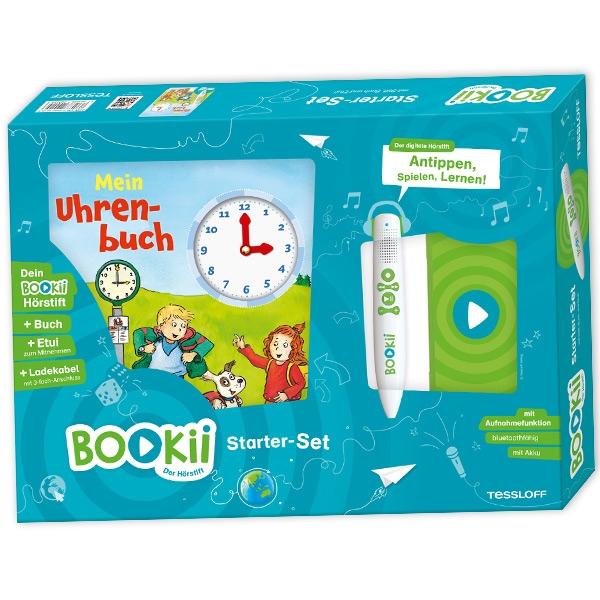 """BOOKii Starter Set, """"Mein Uhrenbuch"""""""