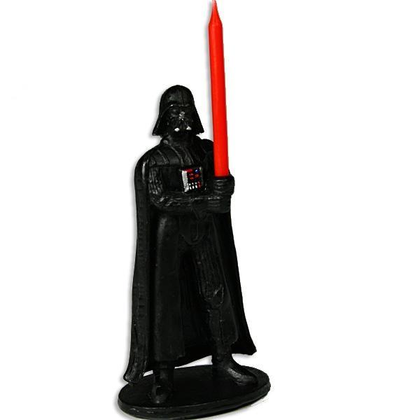 Darth Vader Tortenfigur 10cm, 1 Stk