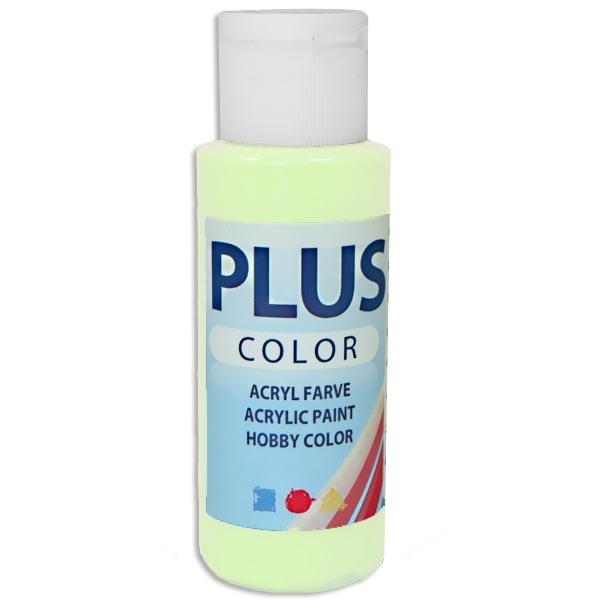 Bastelfarbe Plus Color Farbe Eierschale, 60 ml, sehr gute Deckkraft